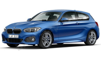 BMW 1 Coupe (F21)