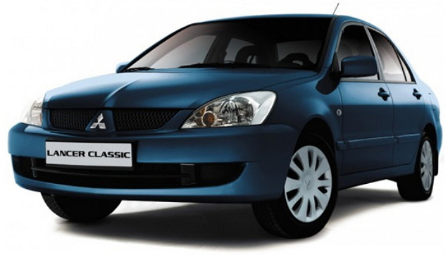 Mitsubishi Lancer Sedan (CS9A) двиг. 4G63 объем 2.0 л. 135 л.с. МКПП
