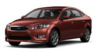 Ford Mondeo Hatchback (BE)