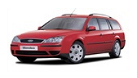 Ford Mondeo Wagon (BWY)