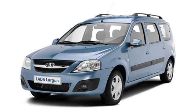Lada Largus (RS015) двиг. K7M410 объем 1.6 л. 84 л.с. МКПП