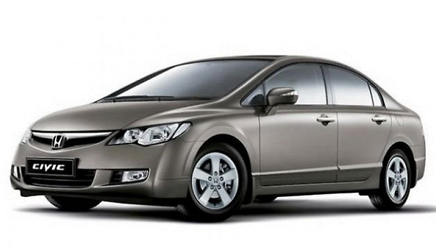 Honda Civic Sedan (FD1) двиг. R18A2 объем 1.8 л. 140 л.с. АКПП