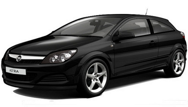 Opel Astra-H Coupe (L08) Z16XEP объём 1.6 л. 105 л. с. МКПП