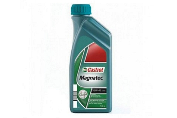 "14F6A9 Масло моторное MAGNATEC 10W-40 ""Castrol"" 1л."
