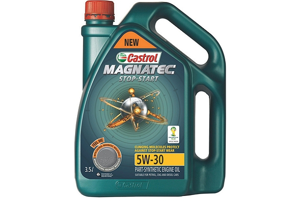 "15729A Масло моторное 5W-30 Magnatec Stop-Start C3 ""Castrol"" 5л."