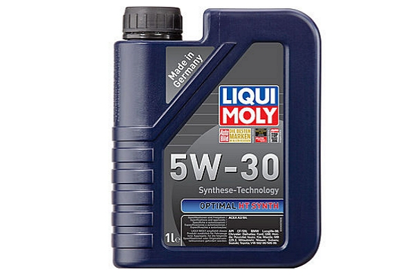 "39000 Масло моторное 5W-30 Optimal HT Synth ""Liqui Moly"" 1л."