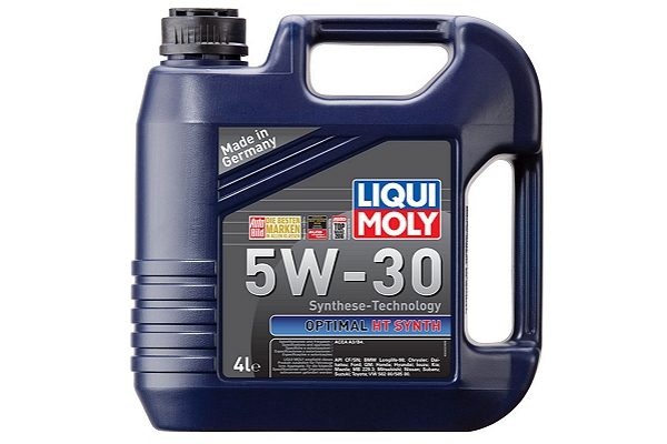 "39001 Масло моторное 5W-30 Optimal HT Synth ""Liqui Moly"" 4л."