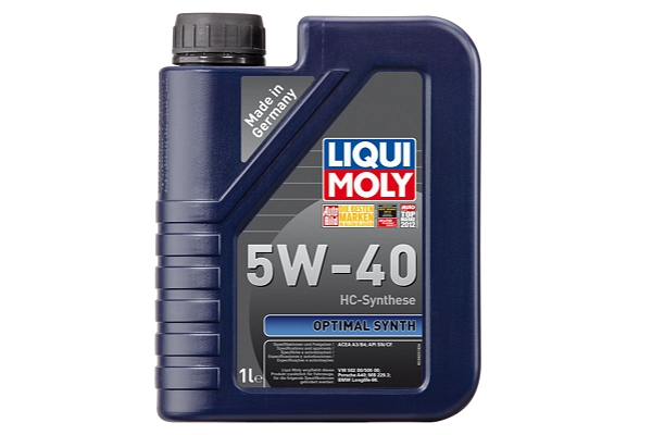 "3925 Масло моторное 5W-40 Optimal Synth ""Liqui Moly"" 1л."