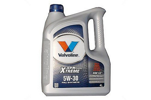 "872521 Масло моторное 5W-30 Synpower ENV C2 ""Valvoline"" 4л."