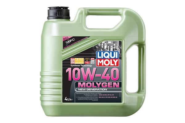 "9060 Масло моторное 10W-40 Molygen New Generation ""Liqui Moly"" 4л."
